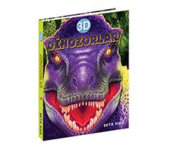 Kitap: Dinozorlar 3D