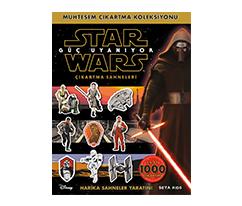 Disney Star Wars - Muhteşem Çıkartma Koleksiyonu - Güç Uyanıyor