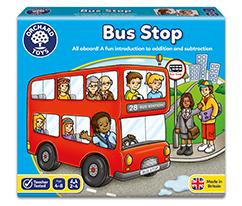 Otobüs Durağı Eğitici Oyun