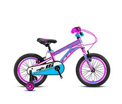 Vitessiz 16 Jant Kız Çocuk Bisikleti