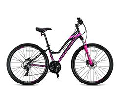 24 Vites 28 Jant Kadın Trekking Bisikleti