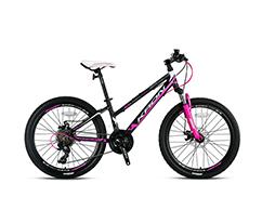 21 Vites 24 Jant Kadın Çocuk Bisikleti – M.Disk Fren