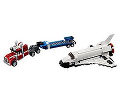 LEGO® Creator Mekik Nakliye Aracı