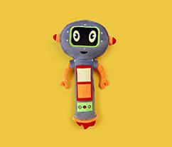 Happy Hop Buddyguard Emniyet Kemeri Arkadaşı Robot Met