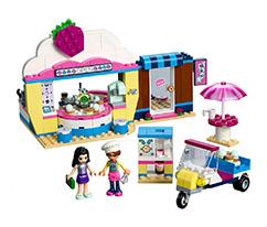LEGO® Friends Olivia'nın Kapkek Kafesi