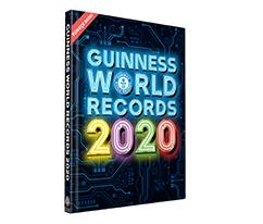Guiness - Dünya Rekorlar Kitabı 2020