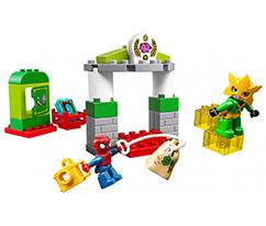 LEGO® DUPLO® Super Heroes Spider-Man, Electro'ya Karşı