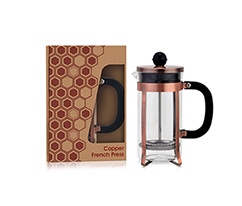 French Press - Bakır
