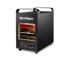 Barbecue électrique à haute température « Meat Boss » allant jusqu'à 850 °C
