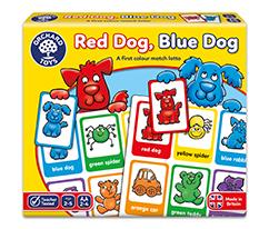 Kırmızı Köpek Mavi Köpek Tombala