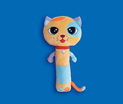 Happy Hop Buddyguard Emniyet Kemeri Arkadaşı Kedi Leo