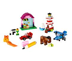 LEGO® Classic® Yaratıcı Parçalar