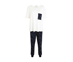 Star Basic Pijama Set