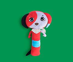 Happy Hop Buddyguard Emniyet Kemeri Arkadaşı Köpek Bobo