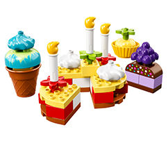 LEGO® DUPLO® İlk Kutlamam