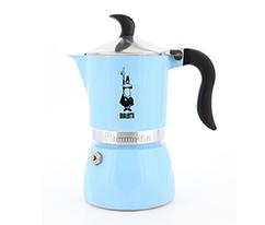 Bialetti Moka Pot 3 Cup Mavi