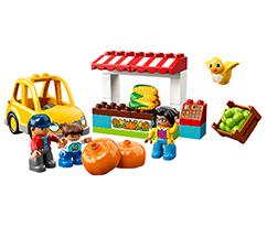 LEGO® DUPLO® Çiftçi Pazarı