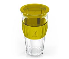 Paşabahçe Zest Kahve Bardağı Sarı