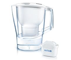 BRITA Aluna XL Filtreli Su Arıtma Sürahi Beyaz