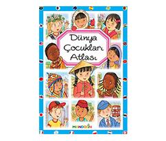 Kitap,Dünya Çocukları Atlası