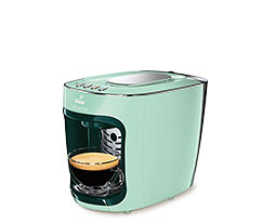 Cafissimo mini Frosted Green