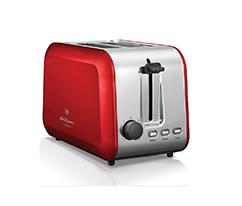 Kırmızı Krispo Ekmek Kızartma Makinesi