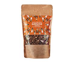 Rawsome Glutensiz Vegan Granola, 250g