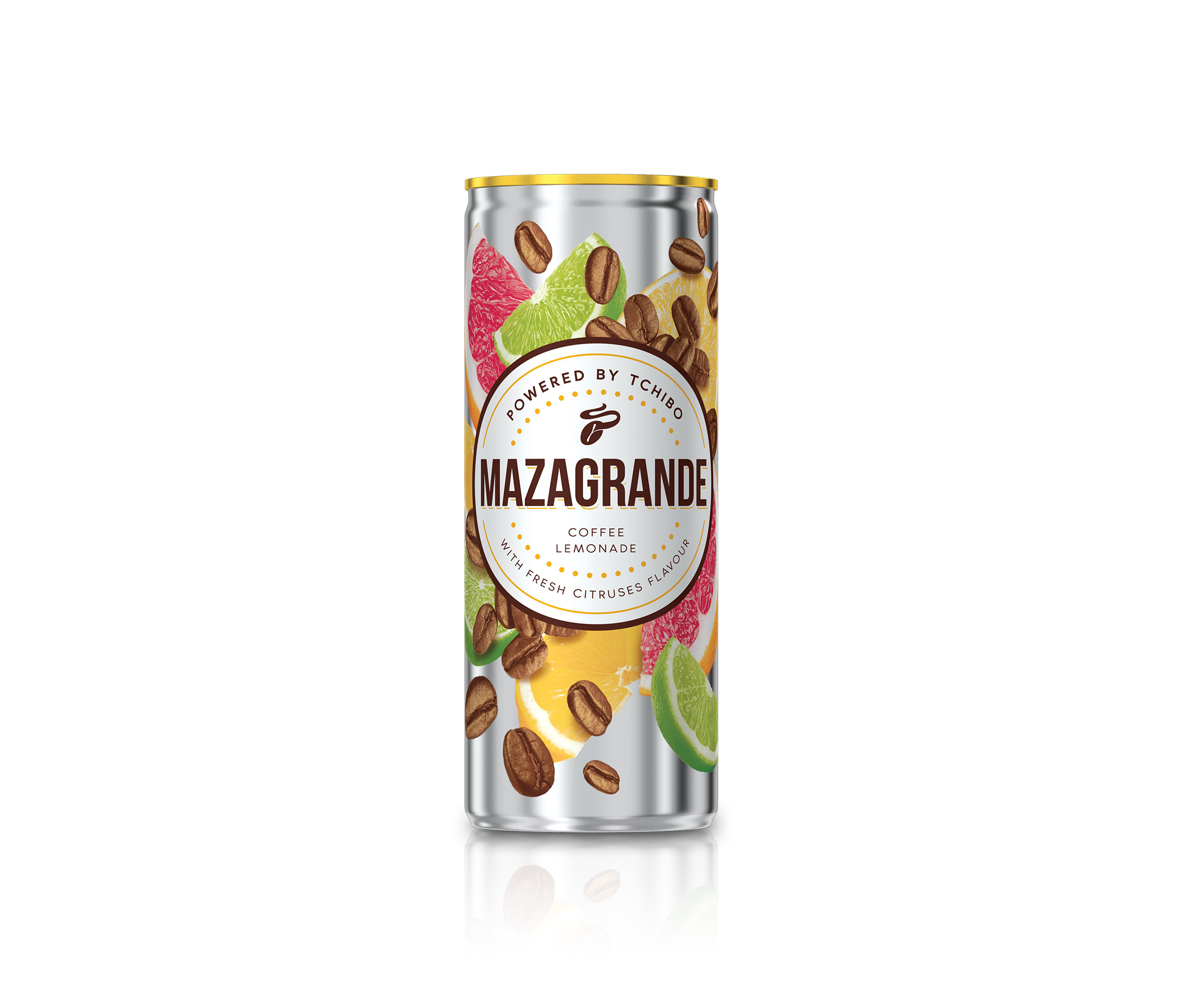 Mazagrande Fresh citruses, 12 ks