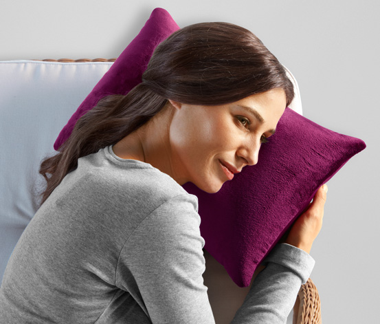 Relaxační polštář, růžový