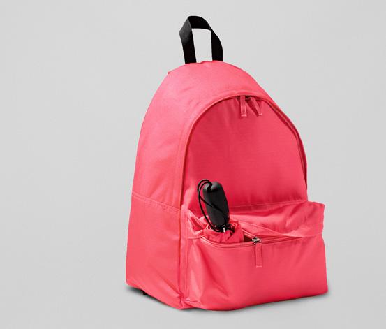 Batoh, růžový