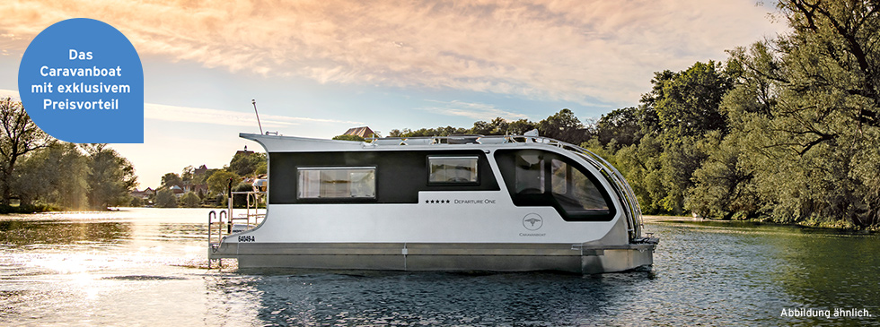Tchibo Wohnwagen Hausboot