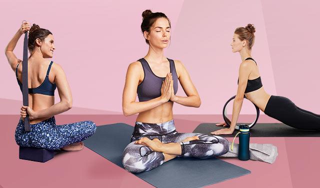 Yoga Zubehor Tipps Furs Richtige Equipment Tchibo