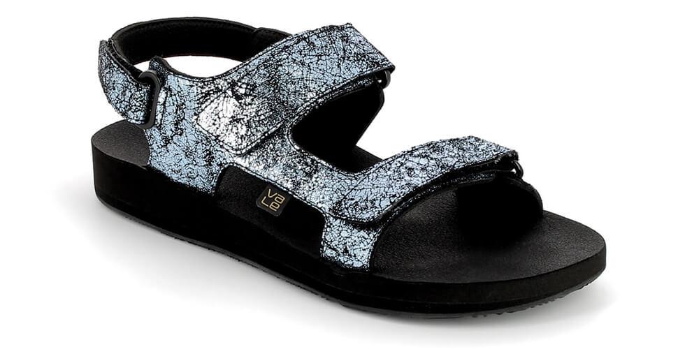 Sandalen nach Maß von myVale bei Tchibo