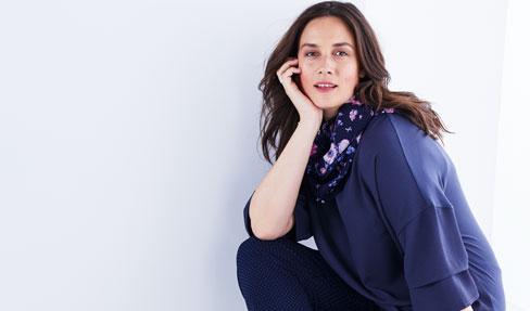 Køb Plus Size mode til damer online | Tchibo