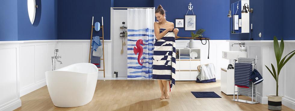 Badezimmer-Trends bei Tchibo   Deko, Textilien und Möbel