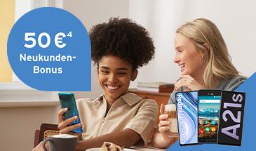 Smartphone-Tarife ab 7,99 €/ 4 Wochen | Tchibo mobil