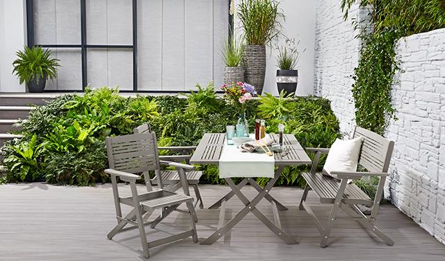Gartenmobel Ratgeber Materialien Und Pflege Tchibo