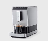 Bild des Tchibo Kaffeevollautomaten