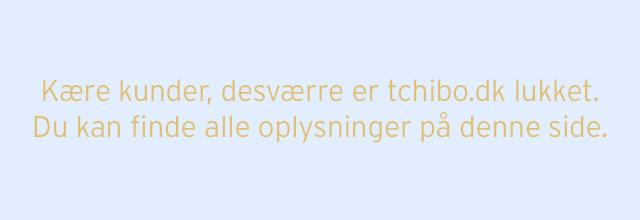 Lukning af Tchibo.dk