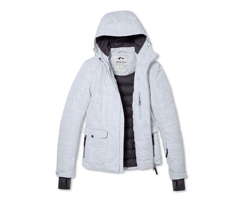 Lyžiarska a snoubordová bunda »Street Style«