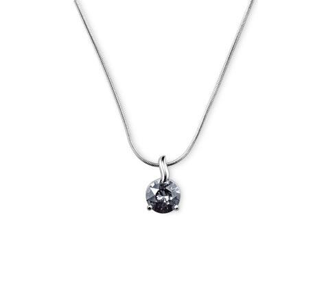 """Náhrdelník """"Solitér""""  zdobený kamínkem Swarovski®"""