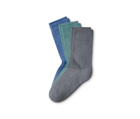 3 pár női zokni szettben
