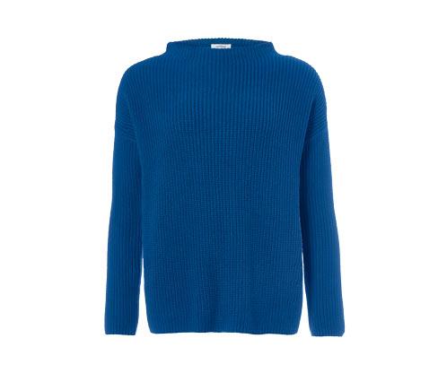 Női laza kötésű pulóver