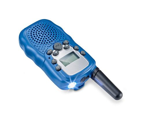 2 walkie-talkie gyerekeknek szettben