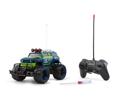 RC truck X-RANGER Revell, DIY, na dálkové ovládání