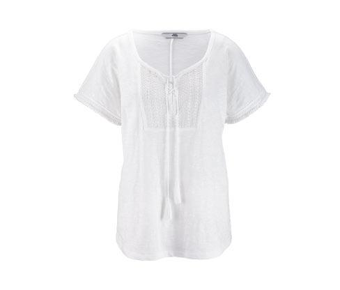 Organik Pamuklu Tunik Tişört