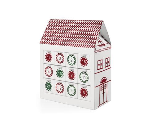 Adventskalender »Haus«