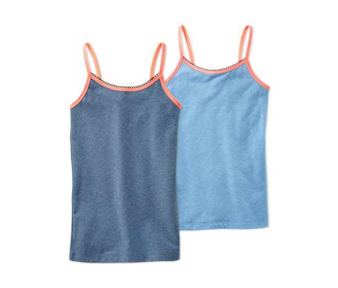 2 lányka trikó szettben