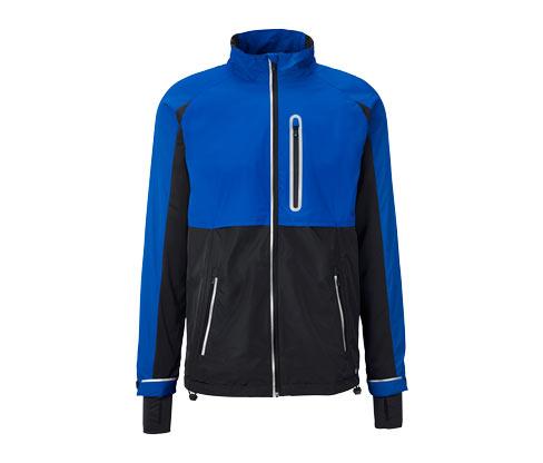 Větruvzdorná běžecká bunda