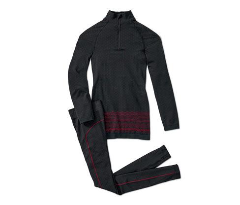 Bezešvé funkční spodní prádlo